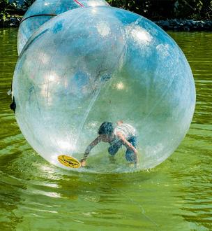 WATER BALL體驗