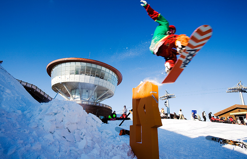 韓國江原道HIGH ONE滑雪嘉年華五日