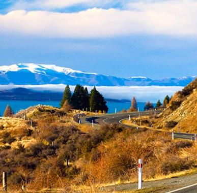 《華航尊爵》紐西蘭西海岸南北島十天~冰河健行.高山火車.峽灣.生態.美景美食