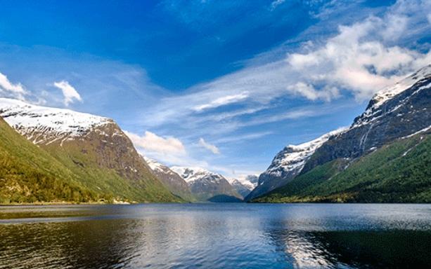 預購暑假-經典北歐四國~挪威絕美三峽灣‧冰河之旅‧高山觀景火車‧跨海遊輪13日
