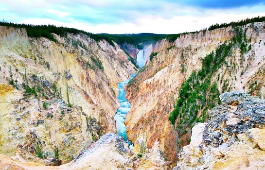 8 Days Yellowstone, Grand Teton, Grand Canyon North Rim, Bryce Canyon, Lake Powell, Antelope Canyon, Las Vegas