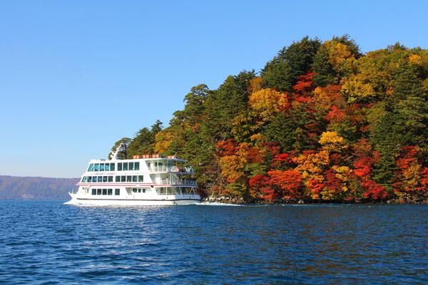 「十和田湖遊船」的圖片搜尋結果