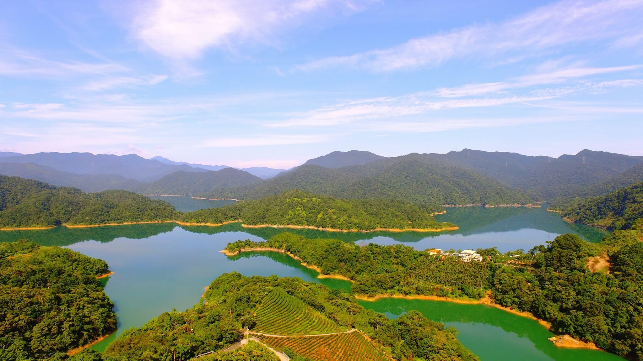 石碇千島湖夢幻景緻一日遊