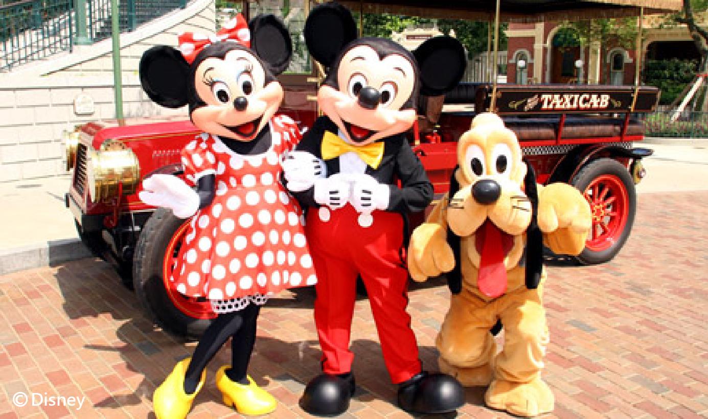 香港迪士尼自由行3天