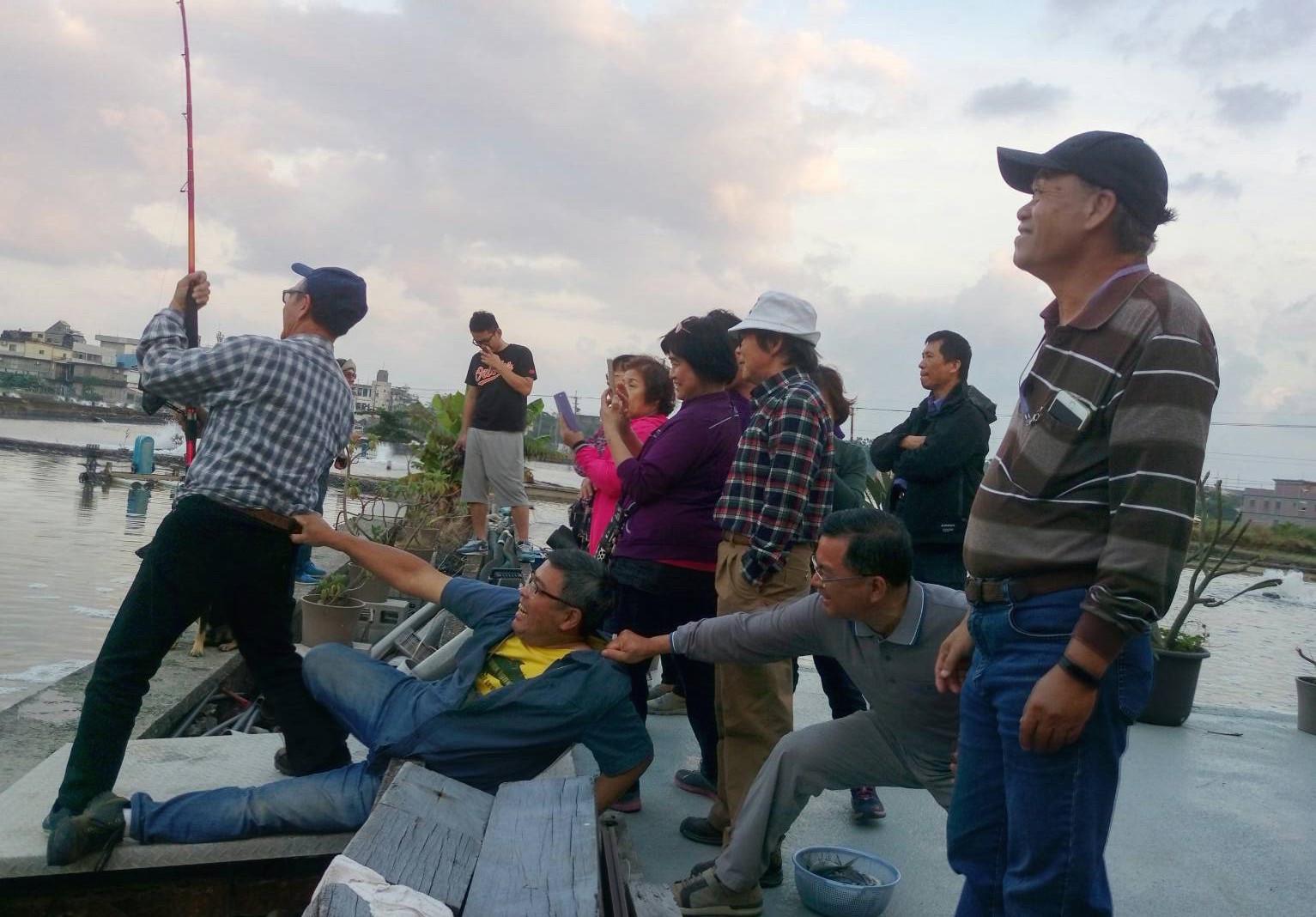 宜蘭一日農漁民體驗