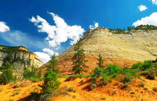 5日 拉斯維加斯, 羚羊彩穴, 包偉湖, 錫安公園, 布萊斯峽谷, 大峽谷西緣 - 洛杉磯出發