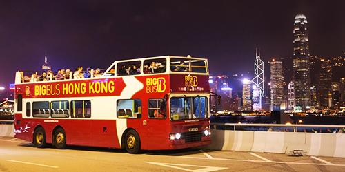 香港迪士尼+市區酒店自由行4天