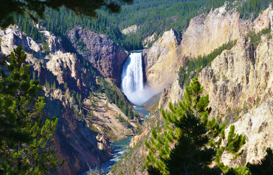 5 Days Salt Lake City, Jackson Hole, Yellowstone (2 Nights!) from Las Vegas
